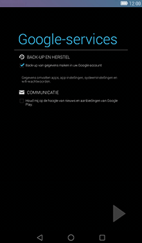 Huawei MediaPad T1 (7.0) - E-mail - handmatig instellen (gmail) - Stap 12