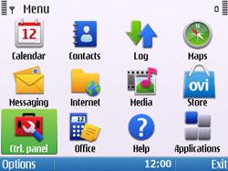 Nokia E5-00 - Mms - Manual configuration - Step 3