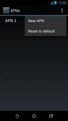 HTC Desire 310 - Internet - Manual configuration - Step 10