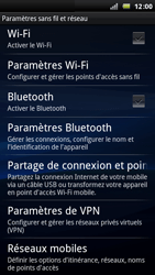 Sony Ericsson Xperia Arc - Réseau - utilisation à l'étranger - Étape 8