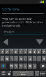 Samsung Galaxy S2 - Premiers pas - Créer un compte - Étape 8