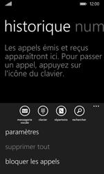 Nokia Lumia 530 - Sécuriser votre mobile - Personnaliser le code PIN de votre carte SIM - Étape 5