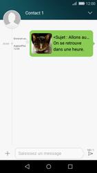 Huawei P8 Lite - MMS - envoi d'images - Étape 19