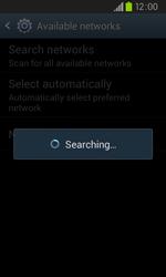 Samsung I9105P Galaxy S II Plus - Network - Usage across the border - Step 7