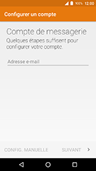 Crosscall Action X3 - E-mail - Configuration manuelle (outlook) - Étape 8