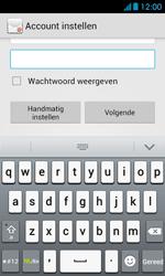 Huawei Ascend Y300 - E-mail - Account instellen (POP3 met SMTP-verificatie) - Stap 7