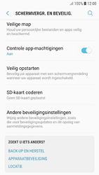Samsung galaxy-s7-android-oreo - Beveiliging en ouderlijk toezicht - Hoe wijzig ik mijn SIM PIN-code - Stap 5
