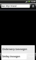 HTC A8181 Desire - MMS - Afbeeldingen verzenden - Stap 7