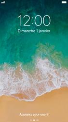 Apple iPhone 7 iOS 11 - Device maintenance - Effectuer une réinitialisation logicielle - Étape 4