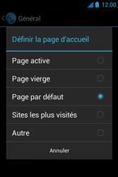 Acer Liquid Z3 - Internet - Configuration manuelle - Étape 25