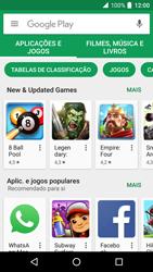 Alcatel Idol 4 VR - Aplicações - Como pesquisar e instalar aplicações -  4