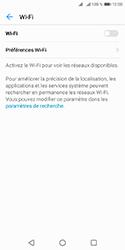 Huawei Y5 (2018) - Internet et connexion - Accéder au réseau Wi-Fi - Étape 5