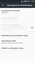 Acer Liquid Z6 Dual SIM - Device maintenance - Back up - Étape 7