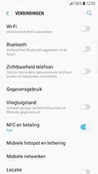 Samsung G925F Galaxy S6 Edge - Android Nougat - Wi-Fi - Verbinding maken met Wi-Fi - Stap 5