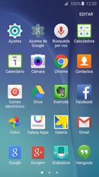 Samsung Galaxy S6 - Funciones básicas - Uso de la camára - Paso 3