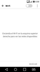 LG K4 (2017) - WiFi - Conectarse a una red WiFi - Paso 4