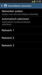 Samsung I9195 Galaxy S IV Mini LTE - Bellen - in het buitenland - Stap 8