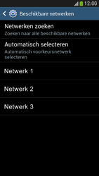 Samsung I9195 Galaxy S IV Mini LTE - Netwerk - Handmatig netwerk selecteren - Stap 11
