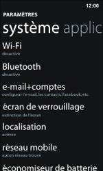 Nokia Lumia 800 - Sécuriser votre mobile - Activer le code de verrouillage - Étape 4