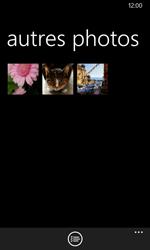 Nokia Lumia 635 - Photos, vidéos, musique - Envoyer une photo via Bluetooth - Étape 6