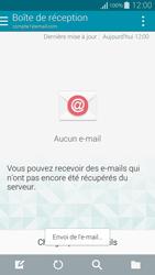 Samsung G850F Galaxy Alpha - E-mail - envoyer un e-mail - Étape 16