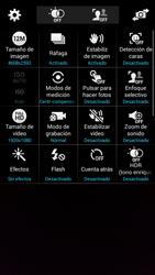 Samsung G850F Galaxy Alpha - Funciones básicas - Uso de la camára - Paso 6