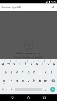 Huawei Google Nexus 6P - Internet - Internet browsing - Step 6