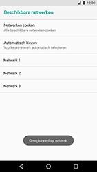 LG Nexus 5X - Android Oreo - Netwerk - Handmatig een netwerk selecteren - Stap 11