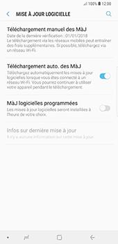 Samsung Galaxy Note9 - Appareil - Mises à jour - Étape 6