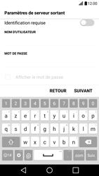 LG LG G5 - E-mail - Configuration manuelle - Étape 16