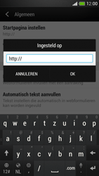 HTC One Mini - Internet - Handmatig instellen - Stap 24