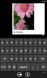 Nokia Lumia 625 - MMS - Envoi d