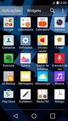 LG K4 - Internet no telemóvel - Como ativar os dados móveis -  3
