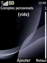 Nokia 2730 classic - MMS - configuration manuelle - Étape 7