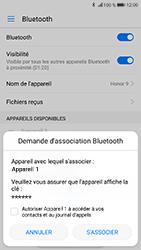 Honor 9 - Internet et connexion - Connexion avec un équipement multimédia via Bluetooth - Étape 7