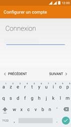 Wiko Rainbow Lite 4G - E-mails - Ajouter ou modifier un compte e-mail - Étape 8