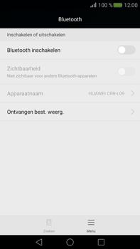 Huawei Mate S - Bluetooth - koppelen met ander apparaat - Stap 6