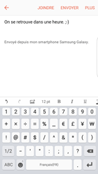 Samsung Galaxy S7 Edge - E-mails - Envoyer un e-mail - Étape 11