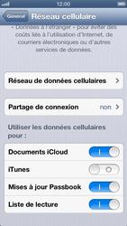Apple iPhone 5 - MMS - configuration manuelle - Étape 7