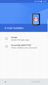 Samsung Samsung Galaxy S6 Edge+ - Android M - E-mail - e-mail instellen (gmail) - Stap 8