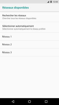 Huawei Nexus 6P - Android Oreo - Réseau - utilisation à l'étranger - Étape 12