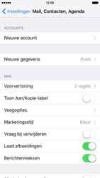 Apple iPhone 6 iOS 9 - E-mail - Handmatig instellen - Stap 4