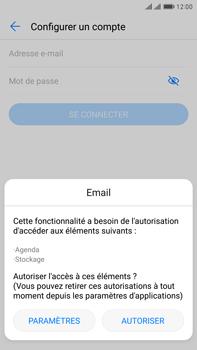 Huawei Mate 9 Pro - E-mail - Configuration manuelle - Étape 5