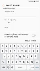 Samsung Galaxy A3 (2016) - Android Nougat - Email - Configurar a conta de Email -  15