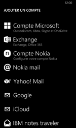 Nokia Lumia 635 - E-mail - Configuration manuelle - Étape 7
