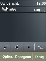 Nokia X3-02 - MMS - hoe te versturen - Stap 4
