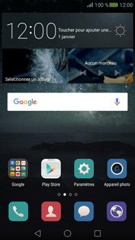 Huawei Mate S - Internet - Désactiver les données mobiles - Étape 2