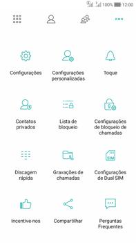 Asus Zenfone Selfie - Chamadas - Como bloquear chamadas de um número específico - Etapa 6