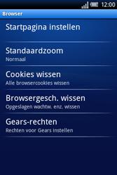Sony Ericsson Xperia X8 - Internet - Handmatig instellen - Stap 16