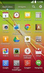 LG Optimus L70 (LG-D320n) - Contacten en data - Contacten kopiëren van SIM naar toestel - Stap 3